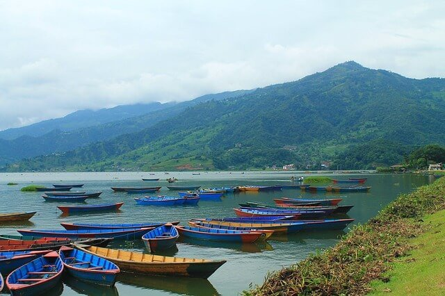 trekking destination from pokhara